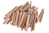 Branches en bois flotté 8 cm - 250 grammes - Décorations en Bois - 10doigts.fr