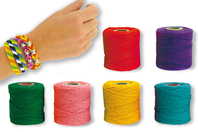 Fils pour bracelets brésiliens - Couleurs au choix - Bracelet brésilien - 10doigts.fr