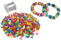 Bracelets techno - Kit pour 15 à 20 bracelets - Bijoux, bracelets, colliers - 10doigts.fr