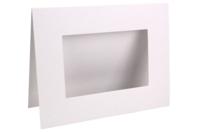 Cadre en carton blanc - Cadres en carton - 10doigts.fr