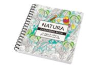 Cahier de coloriage Nature - Supports pré-dessinés - 10doigts.fr