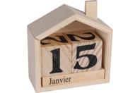 Calendrier perpétuel maison - Divers - 10doigts.fr