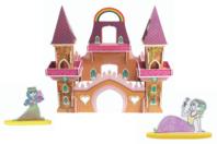 Coffret Château de princesse - Construction et Plastique magique - Coffret de Construction en 3D - 10doigts.fr