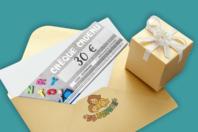 Chèque cadeau 30€ - Chèques Cadeaux - 10doigts.fr