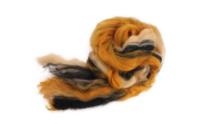 Cheveux créatifs couleur savane - Décorations à coller - 10doigts.fr