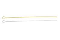 Clous à tête ronde pour bijoux - Lot de 50 - Clous - 10doigts.fr