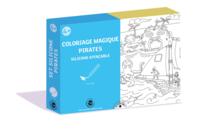 Coffret Pirates - Coloriage Magique Effaçable - Coffret Coloriage et Dessin - 10doigts.fr