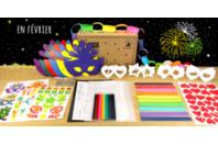 Box créative Créabul - Février 2020 - Box créatives - 10doigts.fr