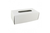 Couvre-boîte à mouchoirs - Boîtes en carton - 10doigts.fr