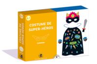 Coffret Déguisement - Costume de Super-Héros - Mardi gras, carnaval - 10doigts.fr