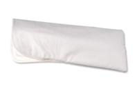 Etui à lunettes en coton blanc - Coton, lin - 10doigts.fr