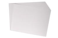 Papier dessin blanc - 50 x 65 cm - Supports blancs - 10doigts.fr