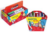 Feutres Giotto Bé-bé - Dès 2 ans - Dessin 1er âge - 10doigts.fr