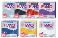 FIMO Effect à l'unité - Couleurs pailletées au choix - Fimo Effect - 10doigts.fr