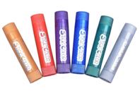 Bâtons de gouache solide - couleurs métallisées - Peinture gouache solide - 10doigts.fr