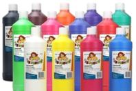 Gouaches 10 DOIGTS Ultra lavable - 1 Litre - Peinture Gouache 10 DOIGTS - 10doigts.fr