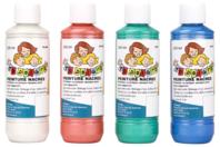Gouache nacrée 10 DOIGTS - 4 flacons de 250 ml - Peinture Gouache 10 DOIGTS - 10doigts.fr