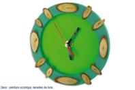 Horloges de bureau - Fête des Mères - 10doigts.fr
