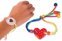 Bracelets gourmettes - Kit pour 30 bracelets - Bijoux, bracelets, colliers - 10doigts.fr