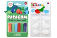 Kit PATAGOM Dinosaures - Patagom - 10doigts.fr