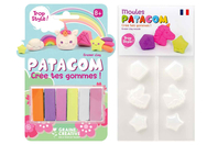 Kit PATAGOM Licorne - Patagom - 10doigts.fr