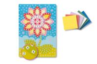 Tableaux en mosaïques par numéros - Kits activités clés en main - 10doigts.fr