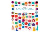 Livre : POMPOMANIA - Livres Laine et Tricot - 10doigts.fr