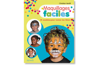 Livre : Maquillages faciles - Maquillage - 10doigts.fr
