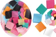 Papier de soie en Meli-Melo - Set de 5000 carrés - Papiers de soie - 10doigts.fr