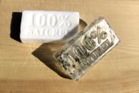 """Moule savon """"100% naturel"""" - Outils et Moules pour savon - 10doigts.fr"""