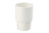 Mug droit en porcelaine - Supports en Céramique et Terre Cuite - 10doigts.fr