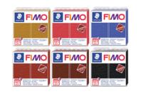 Fimo Effet Cuir - Couleurs au choix - Fimo Effect - 10doigts.fr
