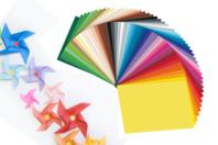 Papiers légers 25 x 35 cm - Packs multicolores - Papiers couleurs - 10doigts.fr