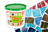 Joint mosaïques Prêt à l'emploi - Seau de 1 kg - Outils et accessoires - 10doigts.fr