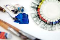 Peinture à l'huile - 24 couleurs - Peinture à l'huile - 10doigts.fr