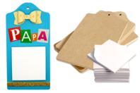 Planchettes Blocs-Notes - Kit de 6 mémos - Pense-bête - 10doigts.fr