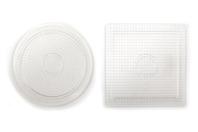 Plaques pour perles fusibles Mini - Set de 2 - Perles Fusibles 2 mm - 10doigts.fr