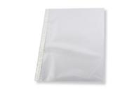 Pochettes doubles en plastique transparent -100 pochettes - Peinture Verre et Faïence - 10doigts.fr