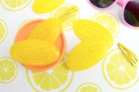 Kit Atelier Savons au citron - 12 réalisations - Savons, colorants, senteurs - 10doigts.fr