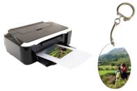 Plastique magique imprimable - 2 feuilles - Papiers rétractables : Plastique MAGIQUE - 10doigts.fr