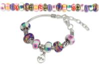 Perles polymère et charm's - 39 perles - Perles de Pandora - 10doigts.fr