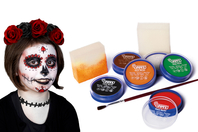 Set de maquillage Halloween - Maquillage - 10doigts.fr
