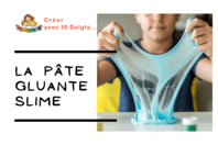 SLIME - recette facile et inratable - Activités enfantines - 10doigts.fr