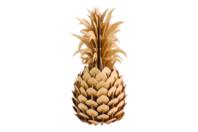 Ananas en carton à assembler - Objets décoratifs en carton - 10doigts.fr