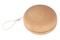 Yo-Yo en bois naturel - Jeux et Jouets en bois - 10doigts.fr
