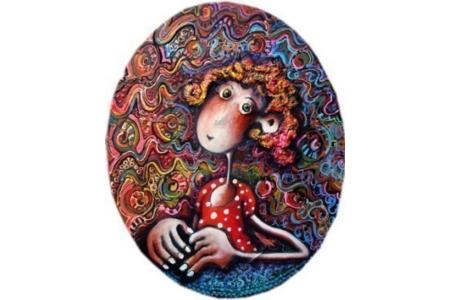 Gigi - Peinture - 10doigts.fr