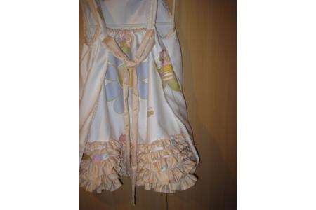 couture urgente :fete des ecoles,robe de princesse - Couture, point de croix... - 10doigts.fr