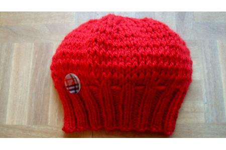 Bonnet so british - Laine - 10doigts.fr