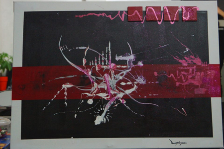 griffe - Peinture - 10doigts.fr