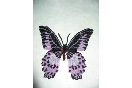 Papillon - Perles, bracelets, colliers - 10doigts.fr